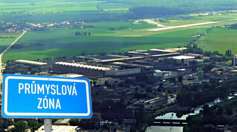 Jak navázat  průmyslovou zónu na plánovanou dálnici ?