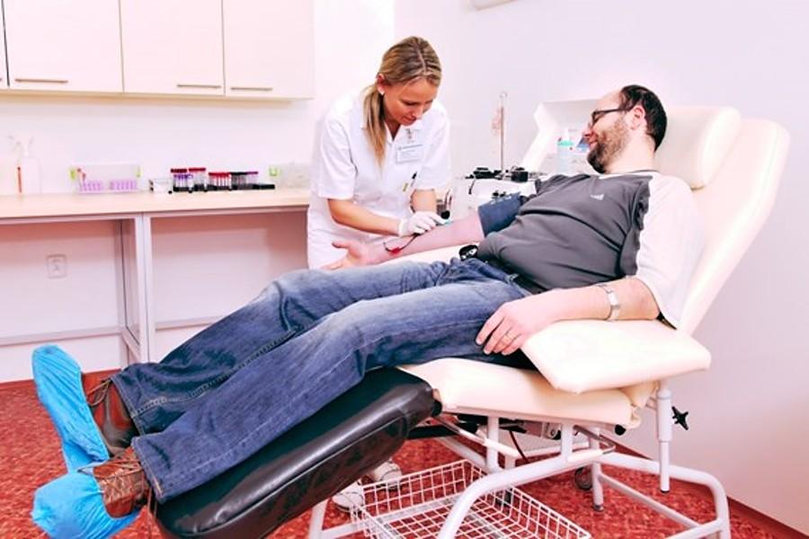 Na Den dárců krve dostanou dárci v Přerově i Prostějově občerstvení