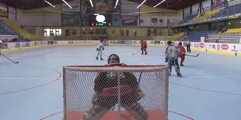 Konec má za sebou už i letošní 1.Olomoucká inline hokejová liga
