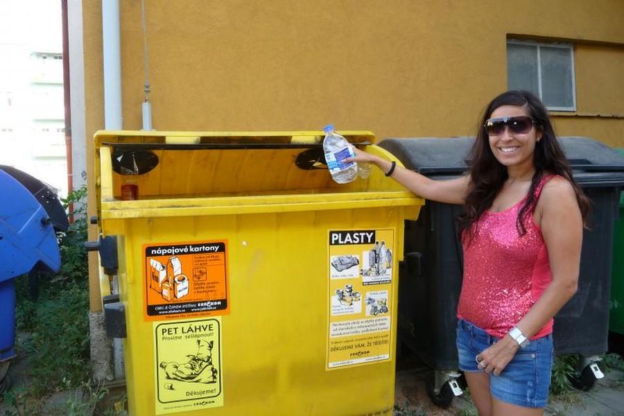V průběhu loňska vytřídili Přerované přes 6 tisíc tun odpadu