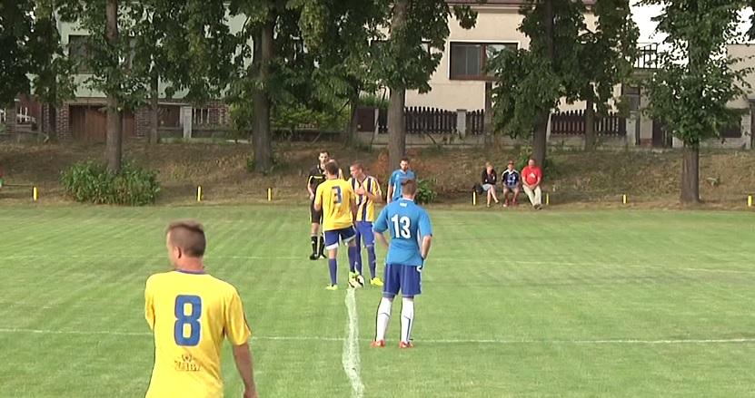 Kozlovičtí fotbalisté zahájili přípravu výhrou nad Morkovicemi