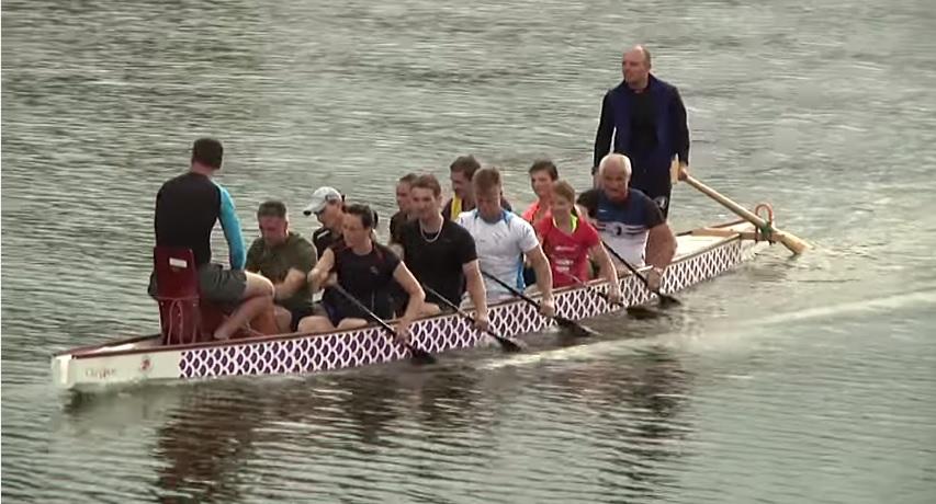 Moravian Dragons získali titul mistrů Evropy na dračích lodích
