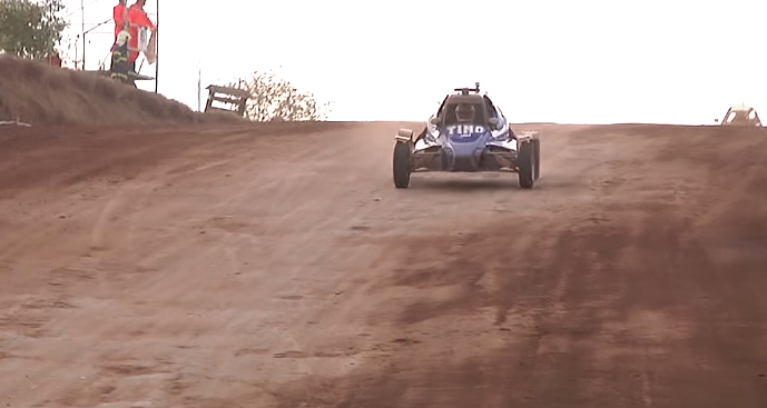 V rokli se opět rozburácel špičkový evropský autocross
