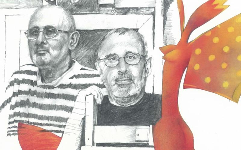 Derniéra výstavy Markulčekových obrazů už v neděli