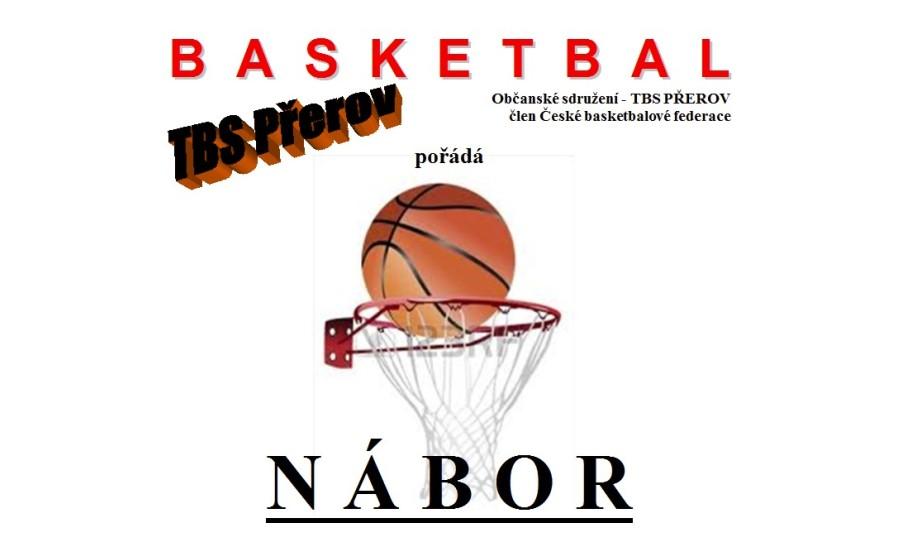 Pozor kluci a holky, je tu nábor do basketbalu!