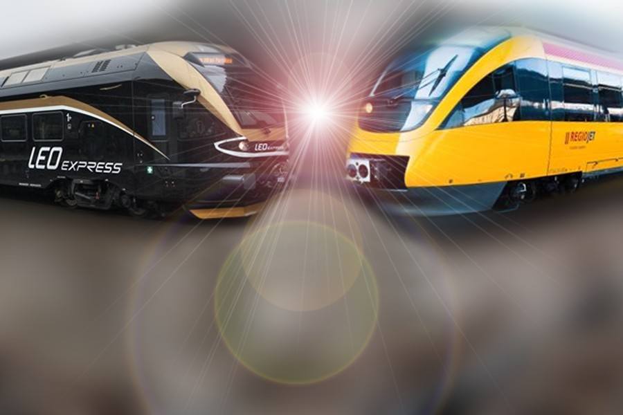 RegioJet na Moravě zaútočí na Leo Express, bude jezdit na Zlínsko