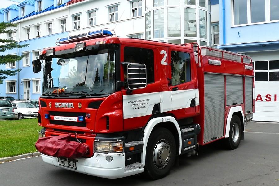 Požární zbrojnice se na Přerovsku otevřou veřejnosti v pátek 13. ledna