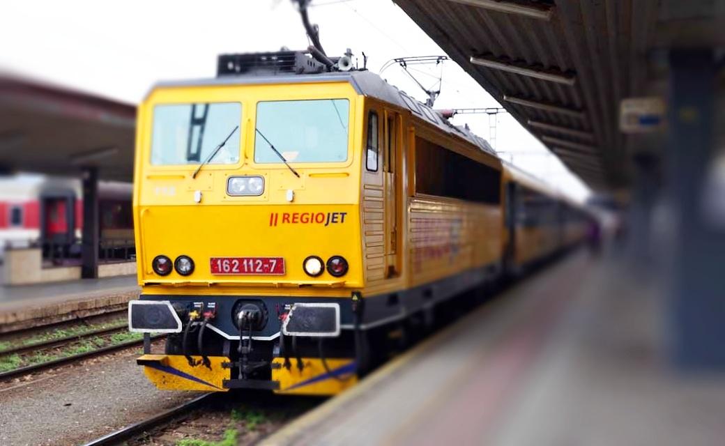 RegioJet vypraví zkušební spoj z Prahy do Přerova. V prosinci zavede pravidelnou linku