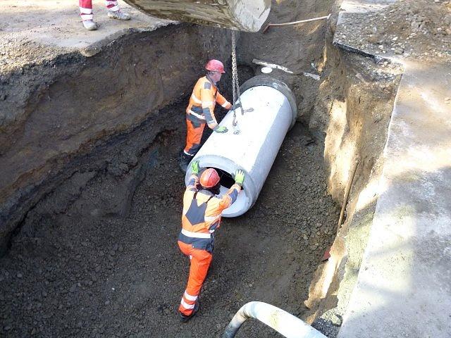 Čekyni a Penčice čeká nová kanalizace, projektanti budou občanům vysvětlovat trasu