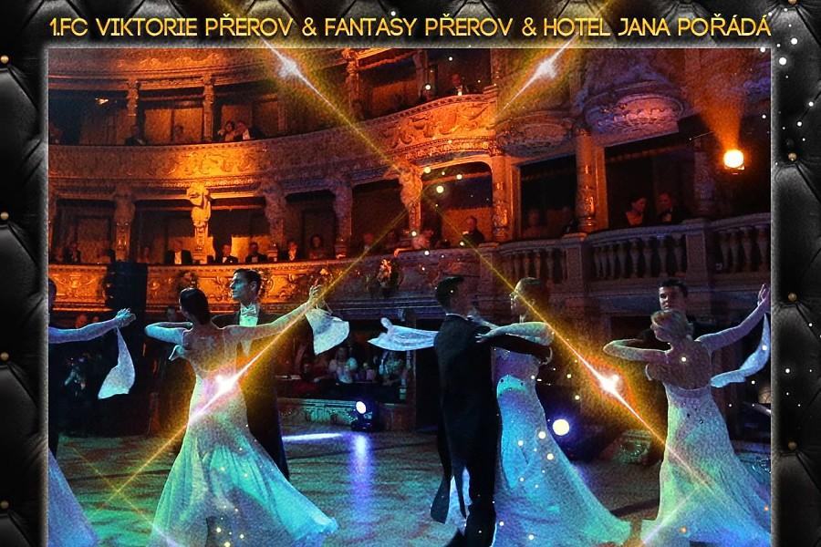 Pozvánka – 2. Sportovní ples 1.Fc Viktorie Přerov