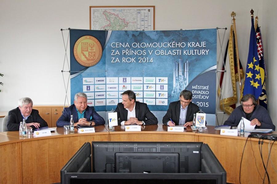 Cena Olomouckého kraje za kulturní přínos