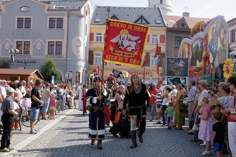Přerované budou slavit v historickém duchu.  Jejich město letos má 760 let