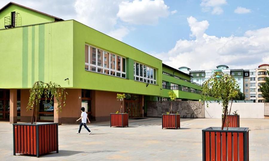 Základní škola Trávník plánuje modernizaci několika učeben