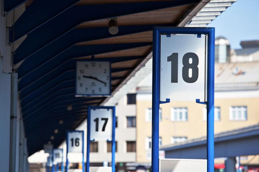Seznamte se s provozní dobou centra na autobusovém nádraží