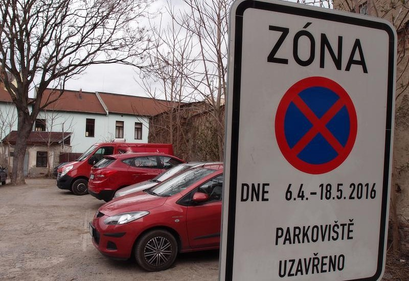 V centru Přerova bude několik uzavírek, na opravy čekají silnice i parkoviště