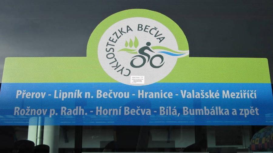 Cyklobus Bečva bude jezdit opět od června