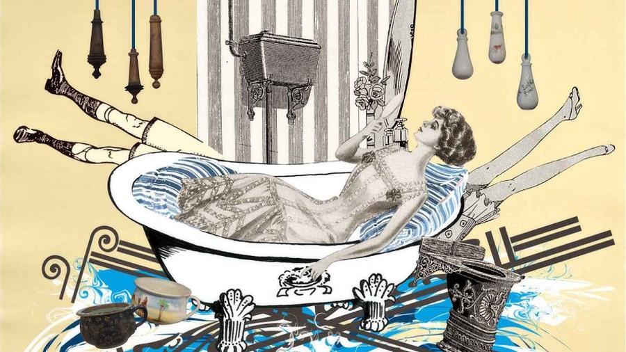 """Vernisáž výstavy """"Z koupelen a ložnic… aneb O čem se nemluví"""""""