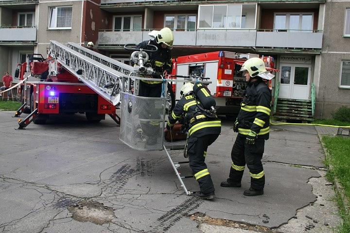 Odjezdy na dovolenou z pohledu hasičů