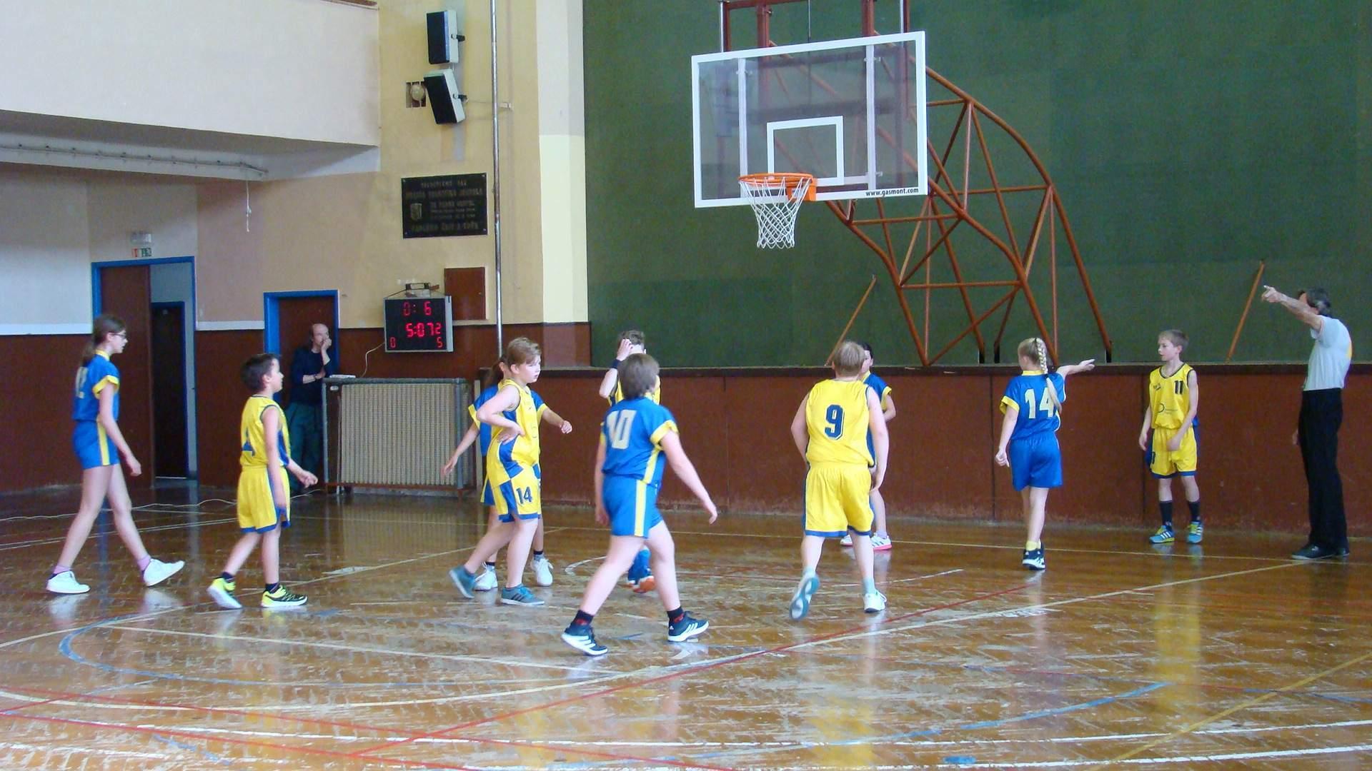 Minibasketbalový turnaj v přerovské Sokolovně a úžasný úspěch domácích