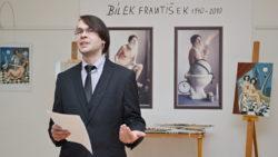 Vernisáž: Nevšední umělec František Bílek Přerov