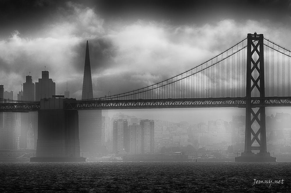San Francisco na fotkách v přerovské galerii