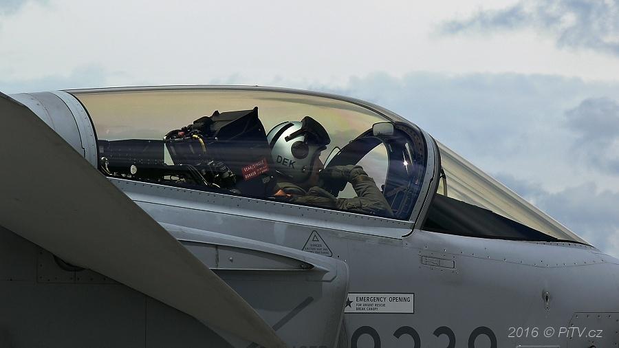 Letecké cvičení přinese hlukovou zátěž, vojáci na to upozorňují