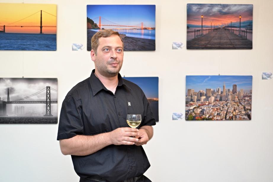 Jan Tajzich představil fotky ze San Francisca