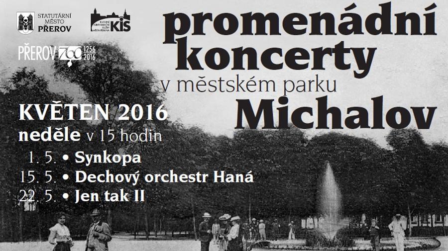 Promenády začínají – už dnes vystoupí v Michalově Synkopa