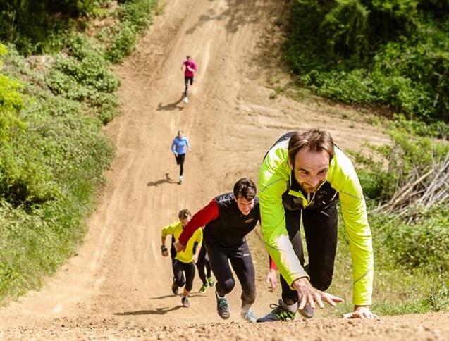Změřte své síly na Extrém Race na rokli