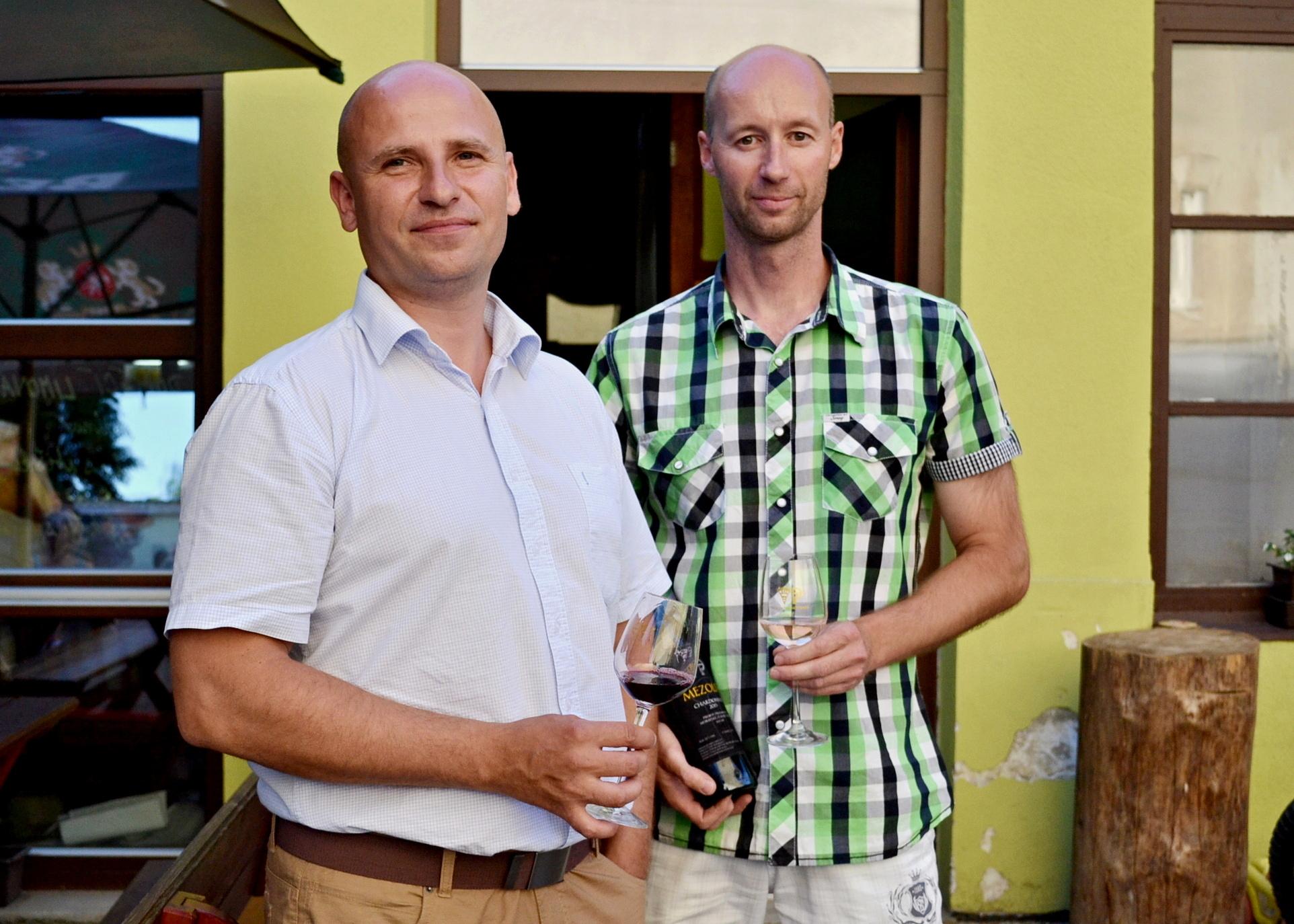 V Přerově se révě daří, tvrdí vinaři z Předmostí