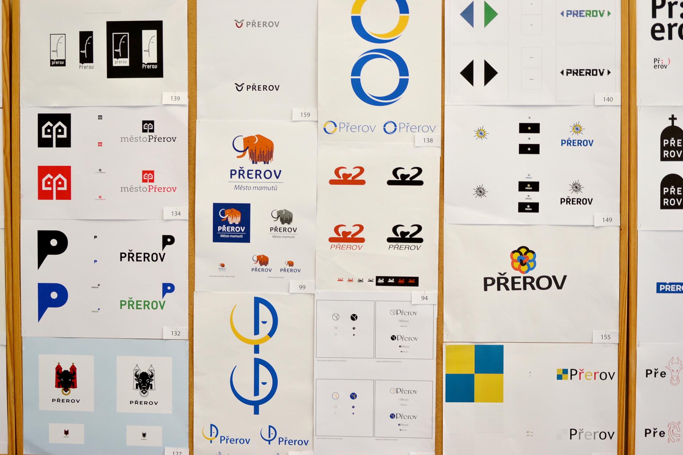 Logo města: Jak vypadají soutěžní návrhy?