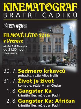 Kinematograf 2016