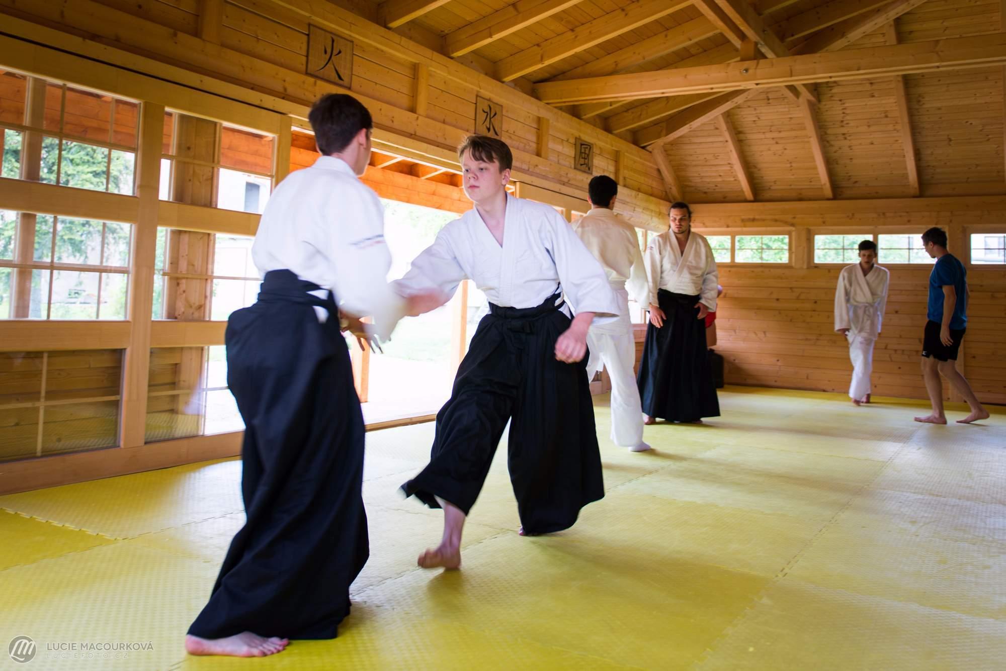 Přerovská škola bojového umění Ju Jutsu otevírá kurzy pro začátečníky