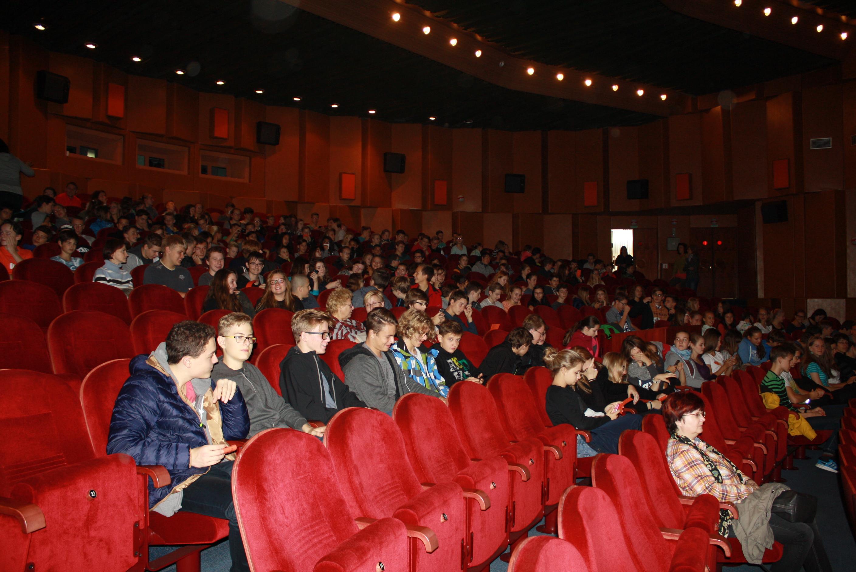 Kino bude promítat od poloviny prosince. Mrkněte na program