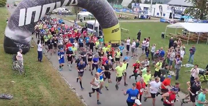 Přerovské kopky a Extrém race – krosové závody zpestřily program běžeckých závodů