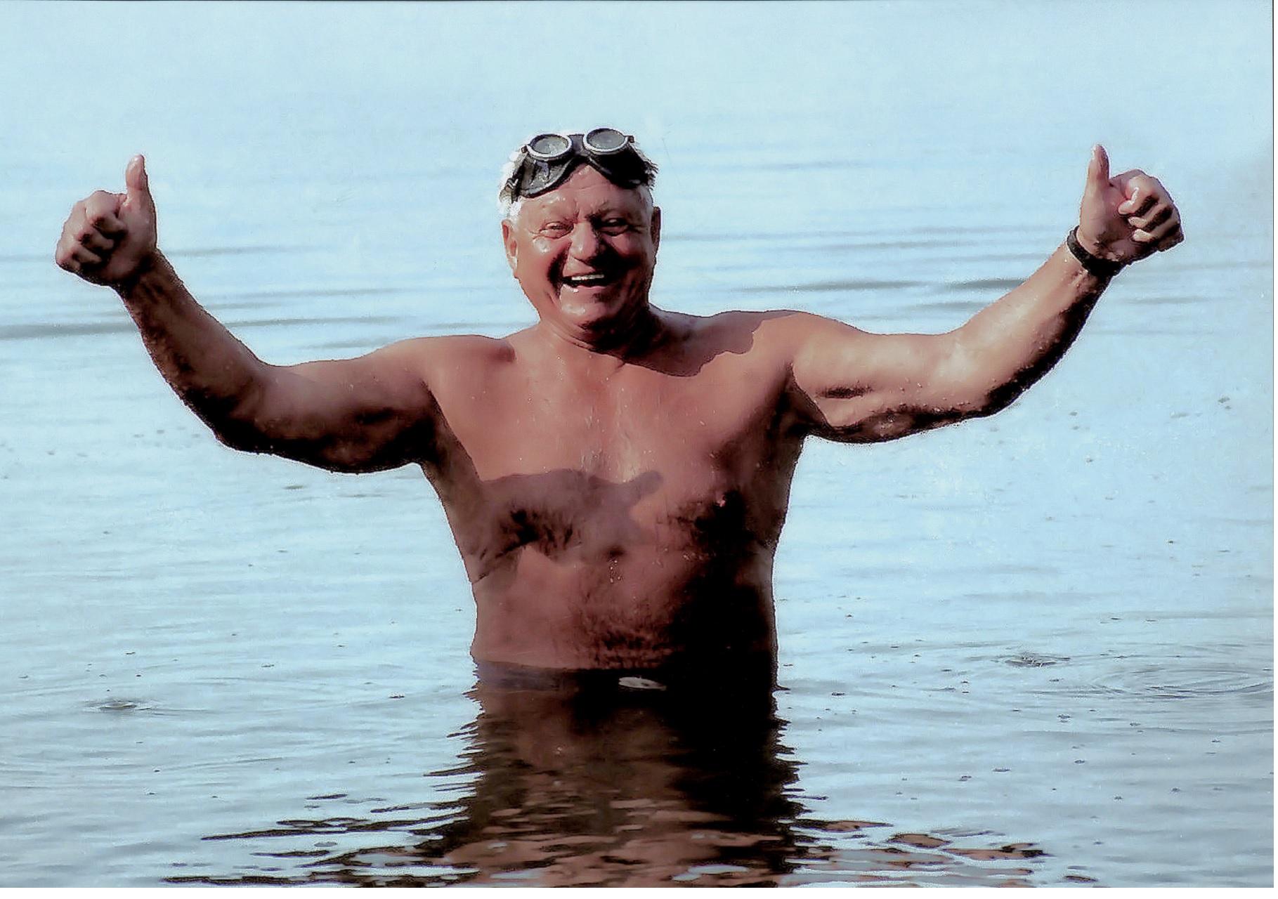 Výstava připomene Františka Venclovského. Světoznámý plavec zemřel před dvaceti lety