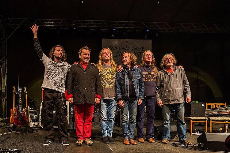 Hudboslovení začíná už v pátek U Olinka, minifestival bude pokračovat koncertem Supergroup i Richarda Müllera