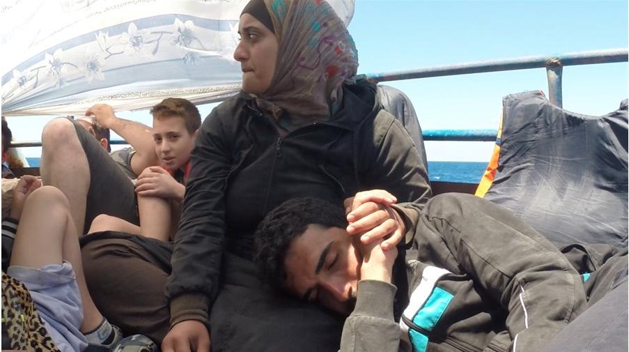 Jeden svět v Přerově promítne příběh syrských uprchlíků