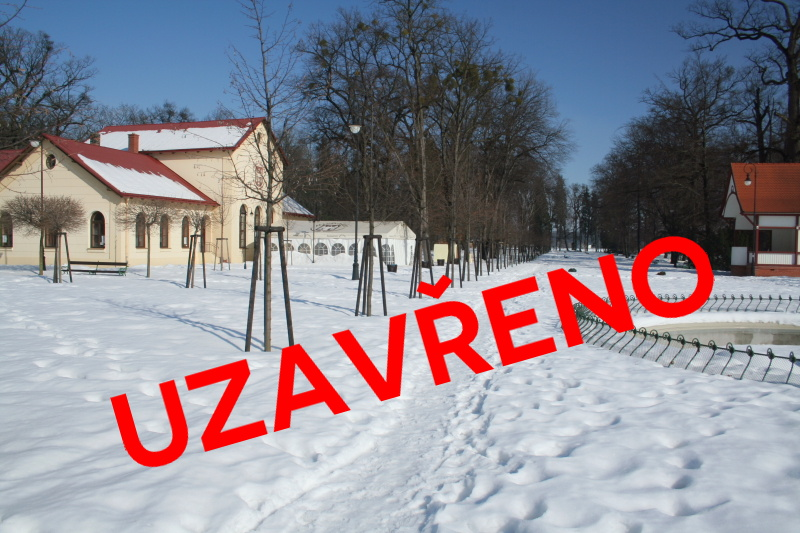 Hřbitov a Michalov jsou uzavřeny kvůli sněhu