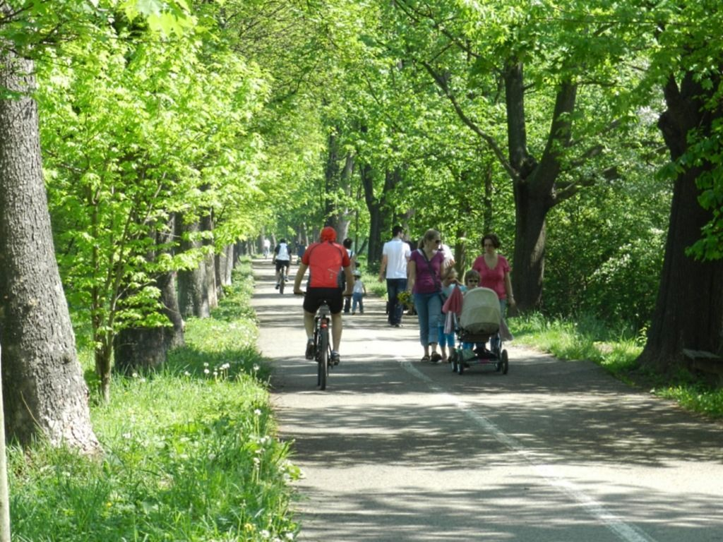 Přivítejte sezónu na Cyklostezce Bečva