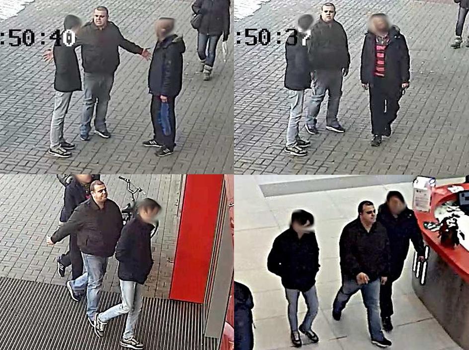 Policie prosí o pomoc při vyšetřování krádeže