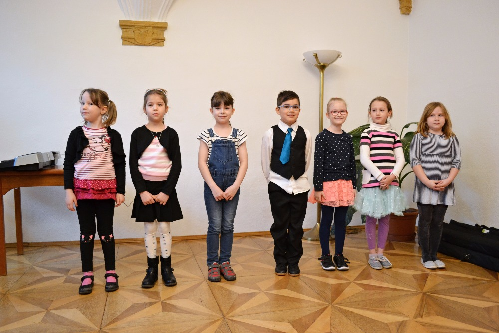 Do finále pěvecké soutěže se prozpívalo 15 dětí