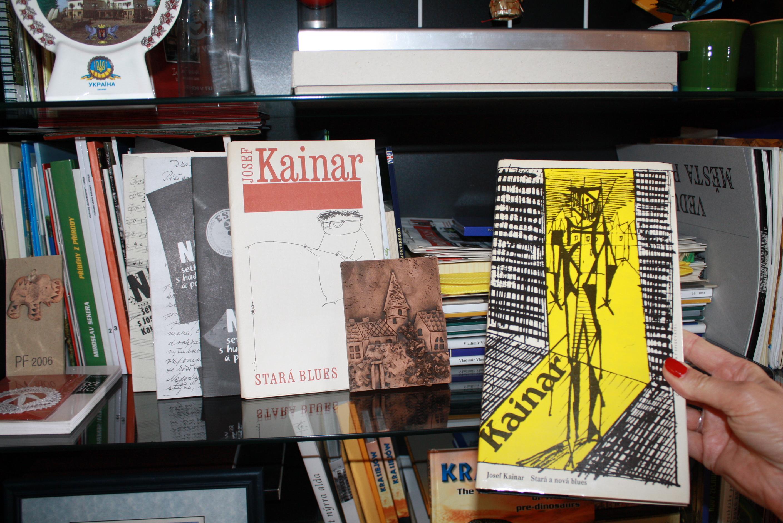 Přerov si připomene 100 let od narození slavného rodáka básníka Josefa Kainara