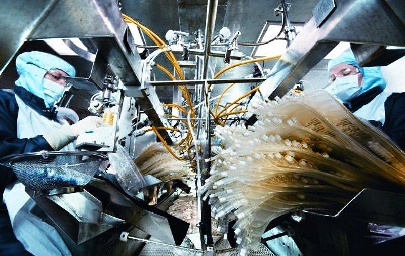 Baxter zvažuje uzavření továrny Gambro v Přerově, má 620 lidí