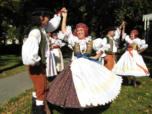 V červnu se můžete těšit na Folklórní festival V zámku a podzámčí