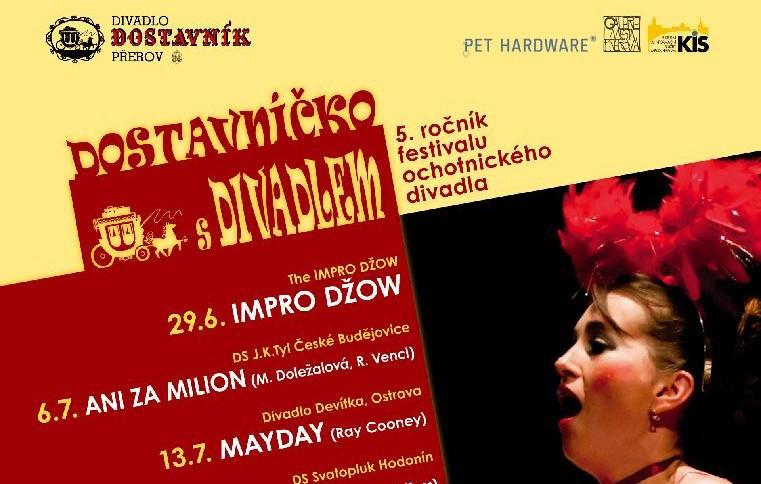 Divadelní festival Dostavníčko s Divadlem