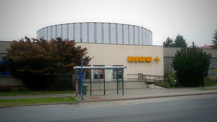 Kino Hvězda má špatnou střechu. Oprava přijde asi na 15 milionů