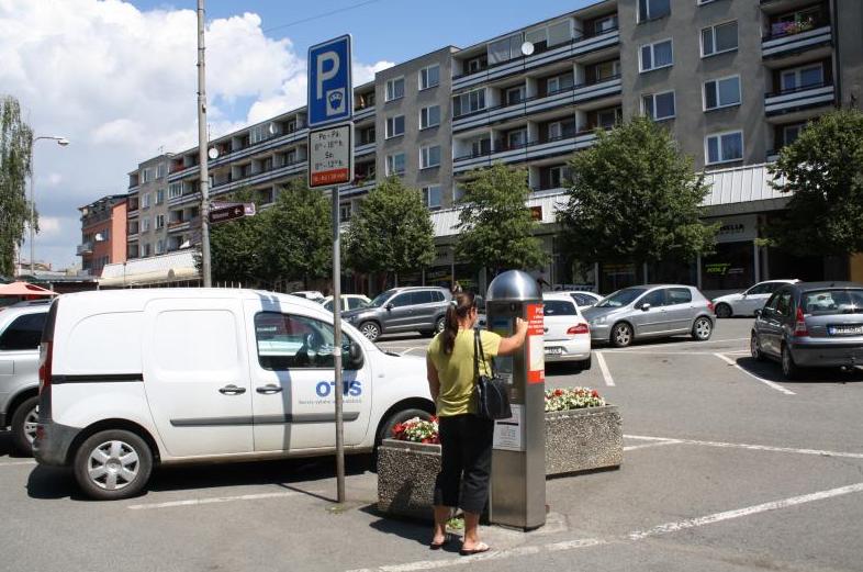 Přerov bude mít první parkovací automat na platební karty