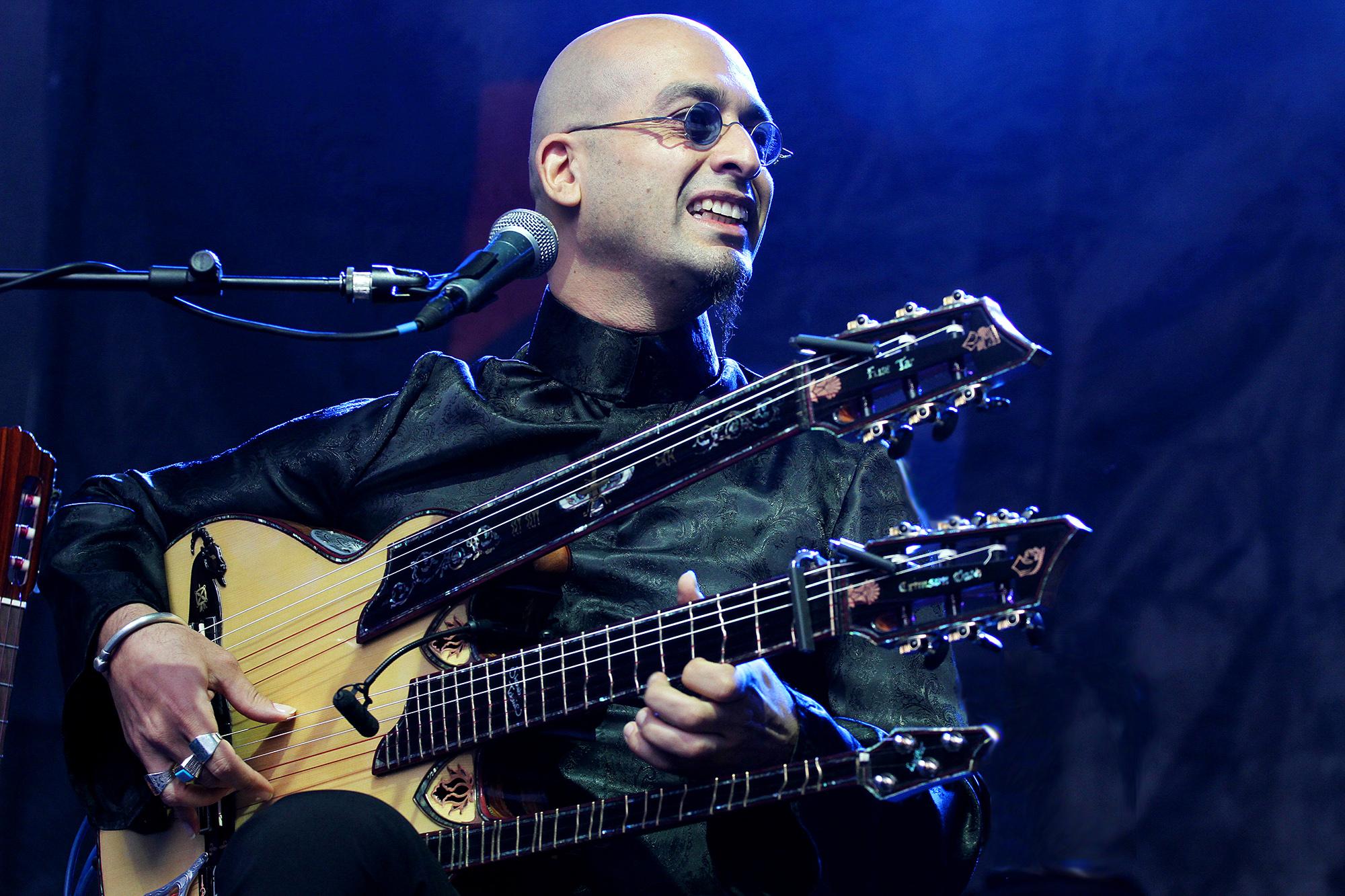 V úterý se na hradbách můžete těšit na Flamenco, které přiveze Íránský virtuóz Shahab Tolouie