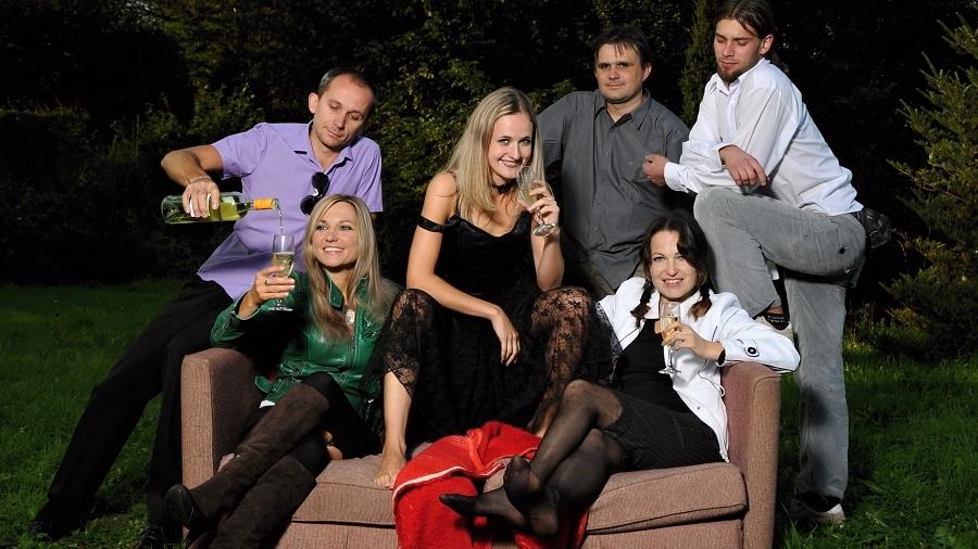 Ostravský hard rock přivezou Glayzy na víně